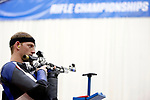 COLUMBUS, OH - MARCH 11:  Ryan Jacobs, of the U.S. Air Force Academy, competes during the Division I Rifle Championships held at The French Field House on the Ohio State University campus on March 11, 2017 in Columbus, Ohio. (Photo by Jay LaPrete/NCAA Photos via Getty Images)