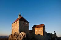 Hohenstein castle, Hohenstein, Bavaria, Germany
