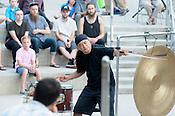 Crystal Bridges: Gong Orchestra Performance