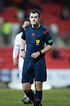 St Johnstone v Inverness Caley Thistle&hellip;09.03.16  SPFL McDiarmid Park, Perth<br />Referee Don Robertson<br />Picture by Graeme Hart.<br />Copyright Perthshire Picture Agency<br />Tel: 01738 623350  Mobile: 07990 594431