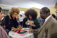 20131113 Angela Davis attends UVM Women's Summit