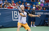 TOMMY HAAS (GER)<br /> <br /> TENNIS - CITI OPEN -  2015 -  ROCK CREEK PARK - WASHINGTON - DC - UNITED STATES OF AMERICA - ATP, WTA<br /> <br /> &copy; AMN IMAGES