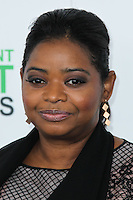 SANTA MONICA, CA, USA - MARCH 01: Octavia Spencer at the 2014 Film Independent Spirit Awards held at Santa Monica Beach on March 1, 2014 in Santa Monica, California, United States. (Photo by Xavier Collin/Celebrity Monitor)