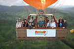 20111231 Hot Air Balloon Gold Coast 31 December