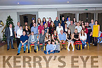 Christina Donovan, Marian Park, Tralee celebrates a significant zero Birthday with family and Friends at the Ashe Hotel on Saturday