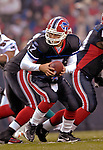 17 December 2006: Buffalo Bills quarterback J.P. Losman (7) in action against the Miami Dolphins at Ralph Wilson Stadium in Orchard Park, New York. The Bills defeated the Dolphins 21-0.. .Mandatory Photo Credit: Ed Wolfstein Photo<br />