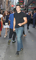 NEW YORK, NY-September 09: Gio Benitez at Good Morning America in New York. NY September 09, 2016. Credit:RW/MediaPunch