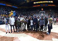 Cal Basketball W vs Stanford, February 16, 2017