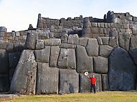 Sacsayhuaman, Inca, Peru
