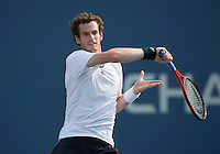 Andy Murray..Tennis - US Open - Grand Slam -  New York 2012 -  Flushing Meadows - New York - USA - Saturday 8th September  2012. .© AMN Images, 30, Cleveland Street, London, W1T 4JD.Tel - +44 20 7907 6387.mfrey@advantagemedianet.com.www.amnimages.photoshelter.com.www.advantagemedianet.com.www.tennishead.net