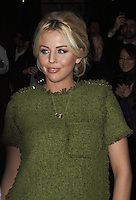 Lydia Bright spotted arriving at Somerset House London on 15 February for the PPQ event which was part of London Fashion Week  Autumn Winter 2013 Show. Paparazzi Photos