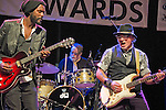 Gary Clark Jr. and Bill Carter at the Austin Music Awards, SXSW 2013, Austin, Texas, March 13, 2013.