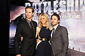 Alexander Skarsgard, Brooklyn Decker and Taylor Kitsch, Apr 03, 2012 : TOKYO, JAPAN - attends the 'Battleship' Japan Premiere at International Yoyogi first gymnasium on April 3, 2012 in Tokyo, Japan.