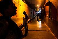 Urbanisation: Homeless in Delhi