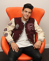 Daniel Skye At Hits 97.3