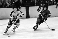 Seals Hilliard Graves scates against Montreal #19<br />