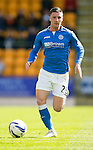 St Johnstone v Dundee United...09.05.15   SPFL<br /> Michael O'Halloran<br /> Picture by Graeme Hart.<br /> Copyright Perthshire Picture Agency<br /> Tel: 01738 623350  Mobile: 07990 594431