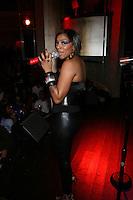 Cherri Dennis performs@ BadBoy Ent Night at Spotlight NYC