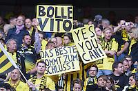 FUSSBALL  CHAMPIONS LEAGUE  SAISON 2012/2013  FINALE  Borussia Dortmund - FC Bayern Muenchen         25.05.2013 Fans von Borussia Dortmund