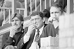 Steve Harrison, Graham Taylor c1995. (Exact date tbc). Photo by Tony Davis