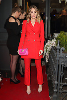 Rosie Fortescue at the Bradley Theodore: Second Coming - VIP preview at the Maddox Gallery Mayfair, Maddox Street, London on April 19th 2017<br /> CAP/ROS<br /> &copy; Steve Ross/Capital Pictures