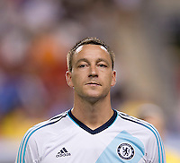 John Terry.  The MLS All-Stars defeated Chelsea, 3-2.