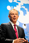 Former British Prime Minister Tokyo Blair