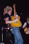 Brian Setzer - Performing Live April 1986