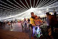 Iluminación Navideña / Christmas Lights, Bogotá Colombia, 2014