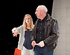 People, Places and Things <br /> by Duncan Macmillan <br /> directed by Jeremy Herrin <br /> at the Dorfman Theatre, NT, Southbank, London, Great Britain <br /> press photocall <br /> 28th August 2015 <br /> <br /> Denise Gough <br /> <br /> Kevin McMonagle <br /> <br /> <br /> Photograph by Elliott Franks <br /> Image licensed to Elliott Franks Photography Services