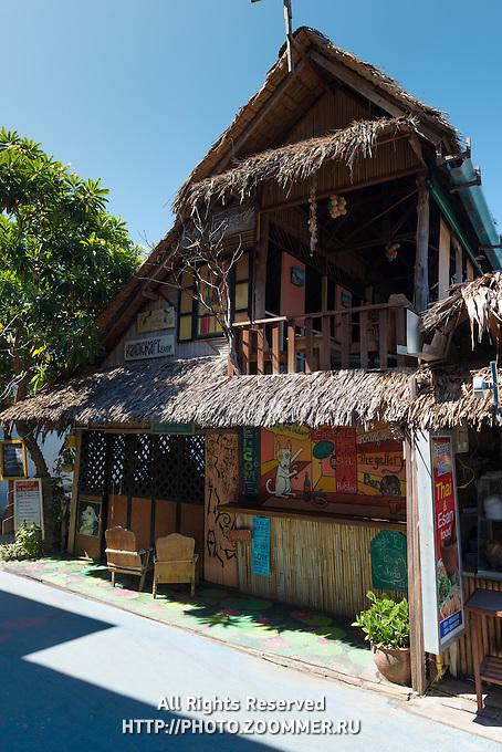 Ko Lipe shop on Walking street, Koh Lipe, Thailand