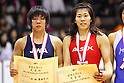 (L to R) Kanako Murata, Saori Yoshida, December 23, 2011 - Wrestling : All Japan Wrestling Championship, Women's Free Style -55kg Final at 2nd Yoyogi Gymnasium, Tokyo, Japan. (Photo by Daiju Kitamura/AFLO SPORT) [1045]