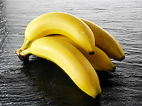 whole bananas,