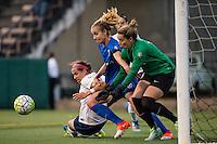Seattle Reign FC vs Washington Spirit, September 11, 2016