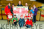 "Christmas All Wrapped Up: Pictured at Duagh Sports Centre to announce the upcoming ""Christmas All Wrapped Up"" event to be held in the centre on Sunday 4th December from 12.00 to 4.00 pm were in front Cody Collins, jack Cronin, Clodagh Marie Gaire & Jack Gaire, Back : Mirian Gaire, Liz Keane, Johnny Lane, Neilus Ciollins, Jack Collins & Geraldine McNamara."