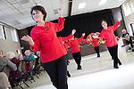 Chinese New Year at Los Atlos Senior Center