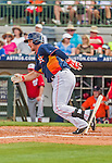 20 March 2015: Houston Astros outfielder Robbie Grossman in Spring Training action against the Washington Nationals at Osceola County Stadium in Kissimmee, Florida. The Astros fell to the Nationals 7-5 in Grapefruit League play. Mandatory Credit: Ed Wolfstein Photo *** RAW (NEF) Image File Available ***