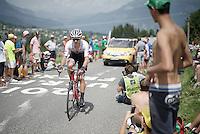 Jasper Stuyven (BEL/Trek-Segafredo)<br /> <br /> Stage 18 (ITT) - Sallanches &rsaquo; Meg&egrave;ve (17km)<br /> 103rd Tour de France 2016