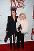 "Cyndi Lauper and Joan Rivers arrive at the ""Kinky Boots"" Broadway Opening on April 4, 2013 at The Al Hirschfeld Theatre in New York City. Harvey Fierstein wrote is the Book Writer and Cnydi Lauper is the Composer."