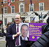 UKIP <br /> General Election 2015 <br /> launch in Smith Square, Westminster, London, Great Britain <br /> 30th March 2015 <br /> <br /> Mark Reckless <br /> <br /> <br /> Photograph by Elliott Franks <br /> Image licensed to Elliott Franks Photography Services