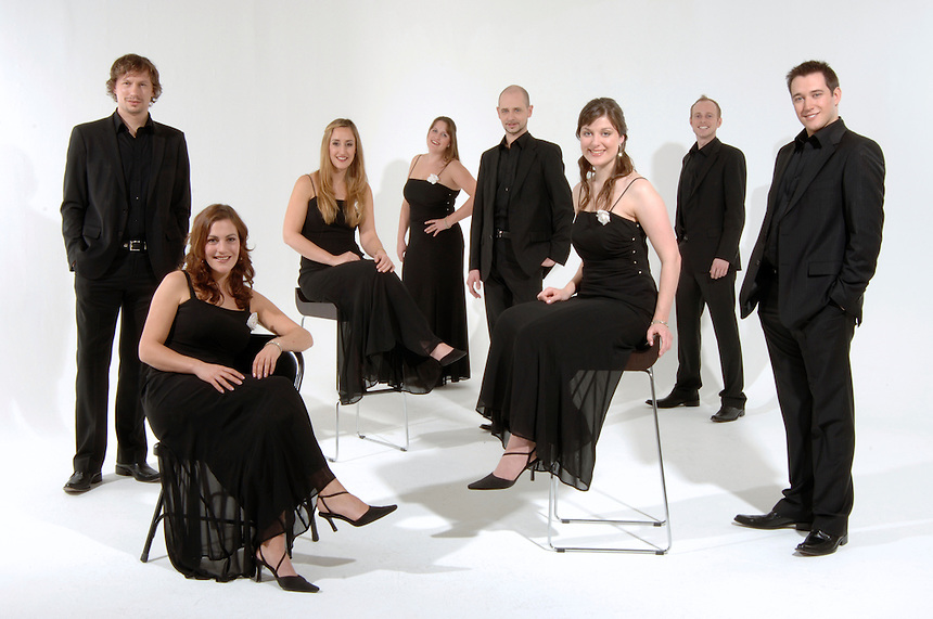 Swingle singers johnny greig photographer