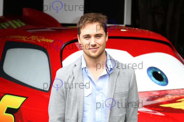 Marcus Patrick Cars 2 UK Premiere, Whitehall Gardens, London, UK, 17 July 2011:  Contact: Rich@Piqtured.com +44(0)7941 079620 (Picture by Richard Goldschmidt)