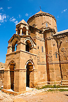 10th century Armenian Orthodox Cathedral of the Holy Cross on Akdamar Island, Lake Van Turkey 77