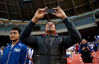 Washington, DC - May 29, 2014: Turkey defeated Honduras 2-0 at RFK Stadium