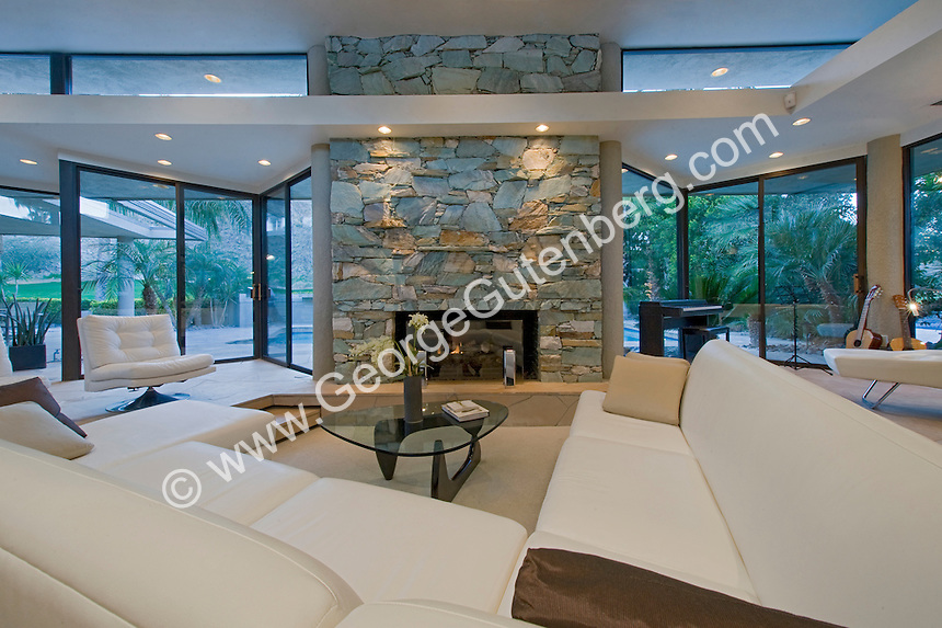 Stock Photo Of Residential Interior Design Living And
