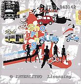 Isabella, MODERN, paintings,+people, cars, motobikes++++,ITKE043142,#n#