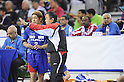 (L-R) Daisuke Miyazaki,  Kiyoharu Sakamaki (JPN), NOVEMBER 2, 2011 - Handball : Daisuke Miyazaki of Japan during the Asian Men's Qualification for the London 2012 Olympic Games final match between South Korea 26-21 Japan in Seoul, South Korea.  (Photo by Takahisa Hirano/AFLO)