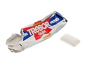 Trebor Spearmint Chewing Gum - 2011