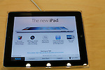 Apple's new iPad Goes On Sale