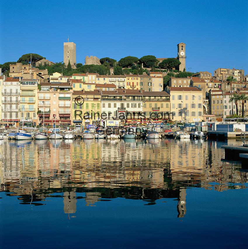 Frankreich C 244 Te D Azur Cannes Hafen Rainer Jahns
